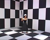 Видеоискусство в Мраморном дворце (звук, танец, перформанс)
